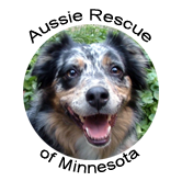 Aussie Rescue of Minnesota Logo